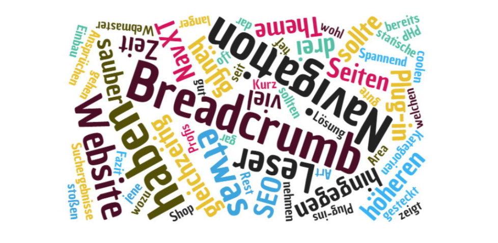 Breadcrumbs für Nutzerfreundlichkeit & SEO