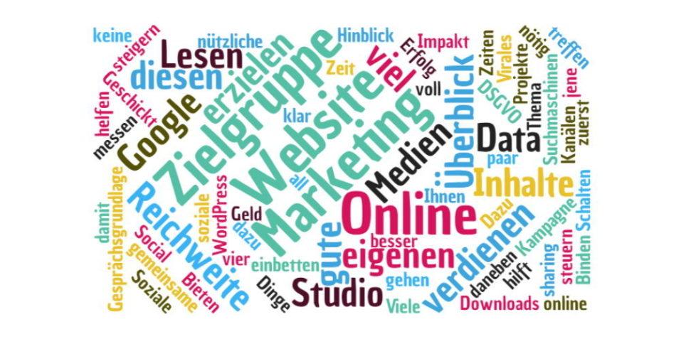 Ideen für Ihr Online Marketing