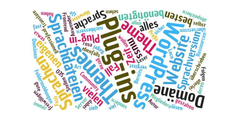 Mehrsprachige Websites mit WordPress